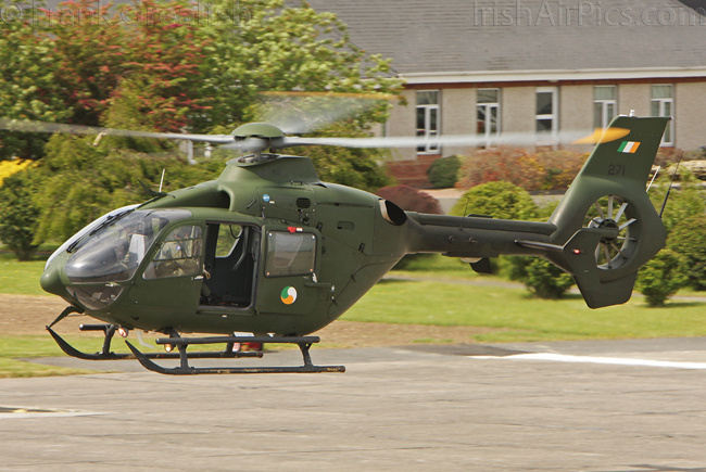Eurocopter EC135P2, 271, Irish Air Corps