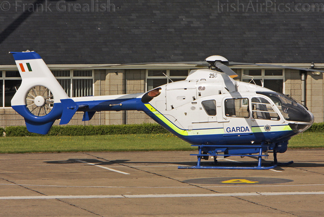Eurocopter EC135T2, 256, Garda Air Support Unit