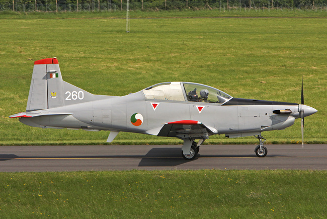 Pilatus PC-9M, 260, Irish Air Corps