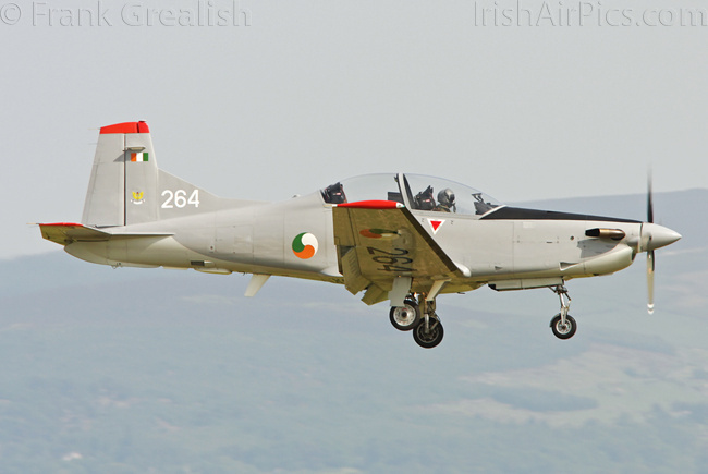 Pilatus PC-9M, 264, Irish Air Corps