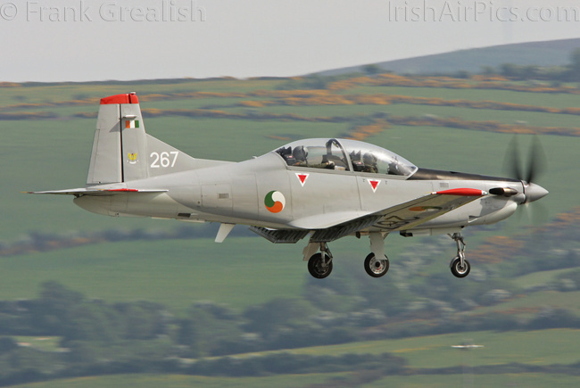 Pilatus PC-9M, 267, Irish Air Corps