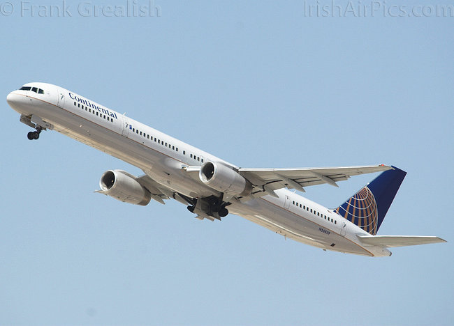 Boeing 757-324, N56859, Continental Airlines