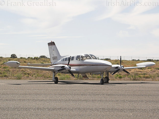 Cessna 402B Businessliner, N69PB, King Airlines